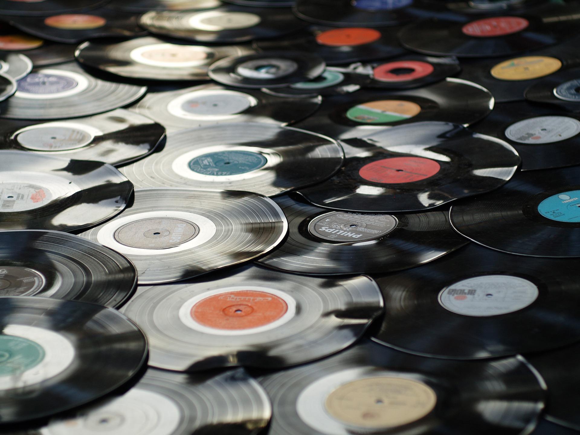 BEST SOUNDING RECORDS ON VINYL