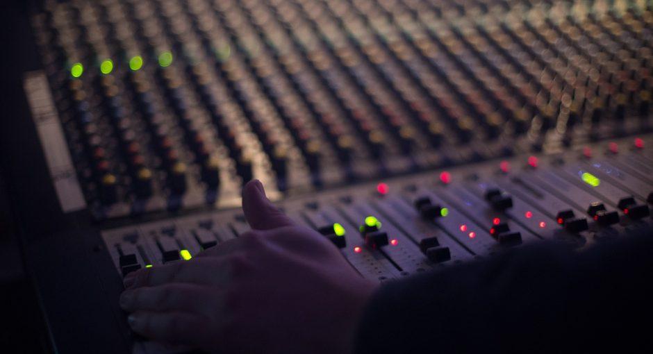 SOUND RECORDING TECHNOLOGY MAJOR