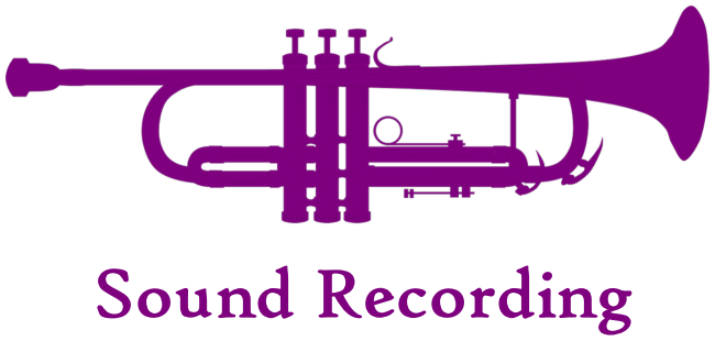 Sound recording – Recording Software and Equipment
