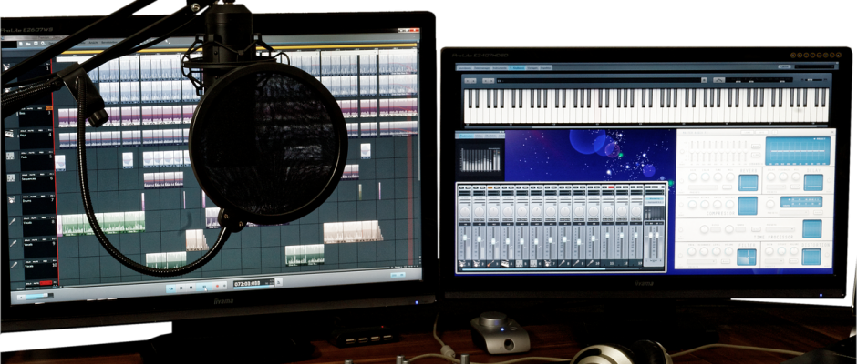 Using Audio Recording Equipment For Free