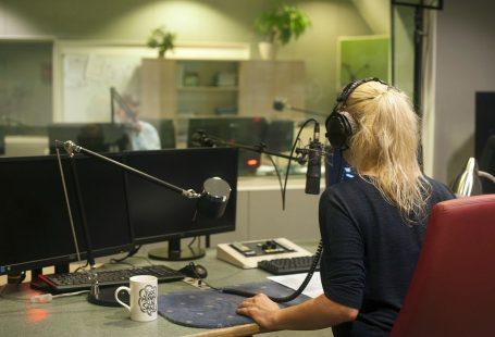 Voice Over Recording Studio